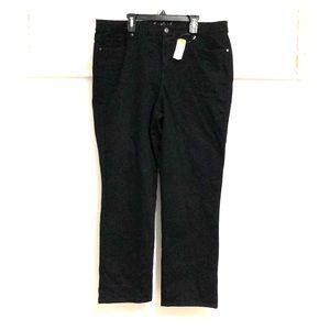 GLORIA VANDERBILT Rail Straight Slimming Jeans
